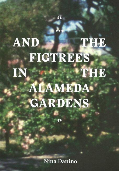 Nina Danino and the figtrees...