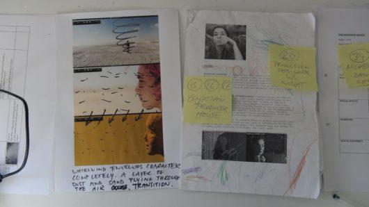 Anja Kirschner production notes
