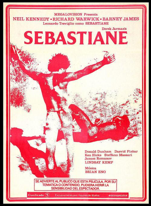 <i>Sebastiane</i> (1976) Film Poster
